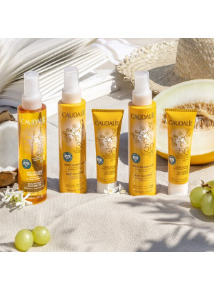 Сонцезахисний спрей-молочко для тіла та обличчя SPF30
